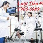 Hồ sơ xin giấy phép phòng khám chuyên khoa phục hồi chức năng