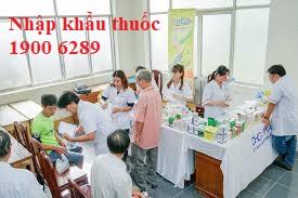 Tư vấn nhập khẩu thuốc cho chương trình y tế của Nhà nước