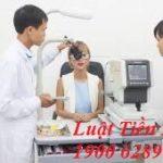 Những lưu ý khi xin giấy phép phòng khám chuyên khoa mắt