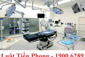 Nhập khẩu trang thiết bị y tế đã dùng về bán bị phạt bao nhiêu tiền?